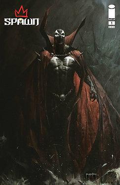 King Spawn #1