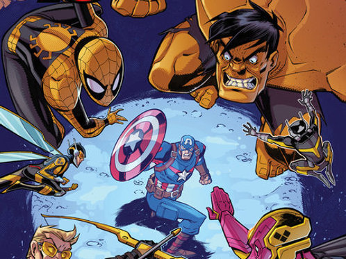 Marvel Action: Avengers Vol. 4 - The Living Nightmare