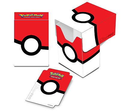 Pokémon Poké Ball Deck Box (Ultra Pro)