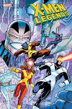 X-Men: Legends #3