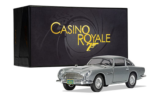 James Bond Aston Martin DB5 'Casino Royale' 1:36 Model by Corgi