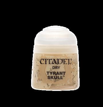 Citadel Dry: Tyrant Skull (23-10)