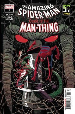 Amazing Spider-Man: Curse of the Man-Thing #1 (Part 2)