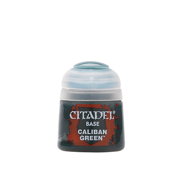Citadel Base: Caliban Green (21-12)