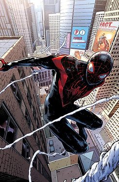 Spider-Man: Miles Morales 12 Issue Subscription