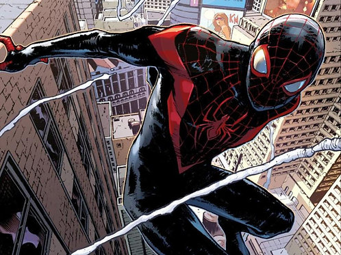 Spider-Man: Miles Morales 6 Issue Subscription