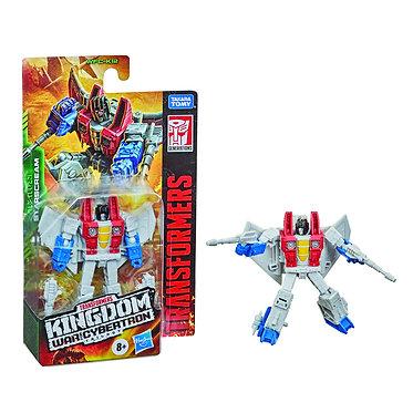 Transformers WFC Kingdom: Starscream (Core Class)