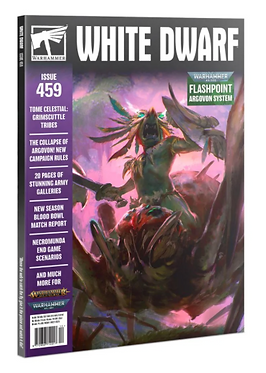 White Dwarf Magazine #459