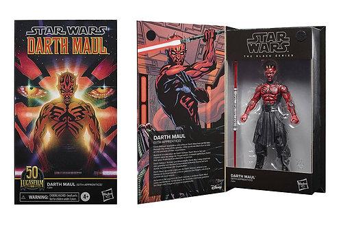"Star Wars Black Series: Darth Maul (Sith Apprentice) 6"" Figure"
