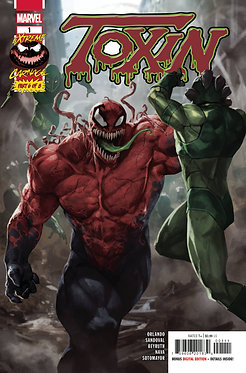 Extreme Carnage: Toxin #1 (One-Shot)