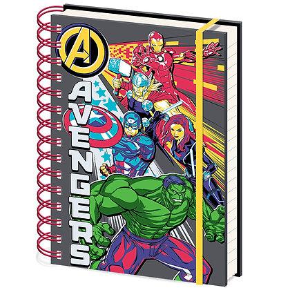 Marvel: Avengers A5 Notebook