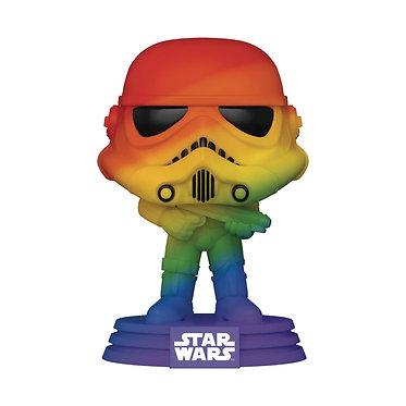 Star Wars: Stormtrooper (Pride Rainbow) Pop! Figure