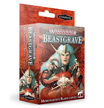 Warhammer Underworlds: Beastgrave: Morgwaeth's Blade-Coven (110-89-60)