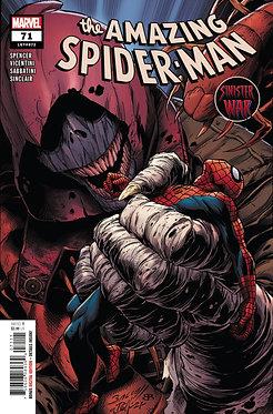 Amazing Spider-Man #71 (Sinister War)