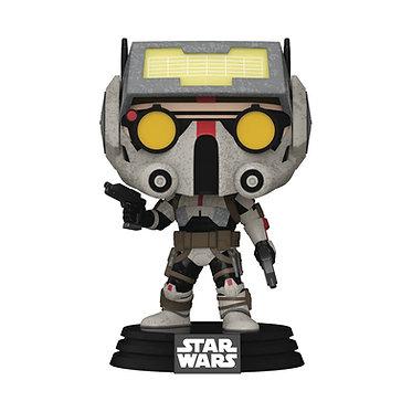 Star Wars: The Bad Batch: Tech Pop! Figure
