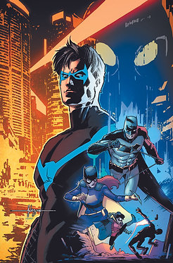 Nightwing 6 Issue Subscription