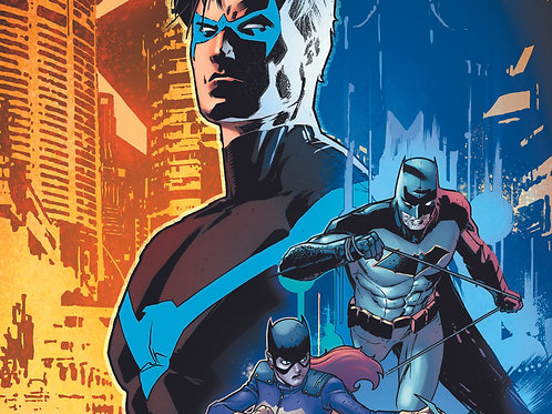 Nightwing 12 Issue Subscription