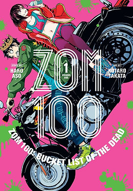 Zom 100: Bucket List of the Dead Vol. 1