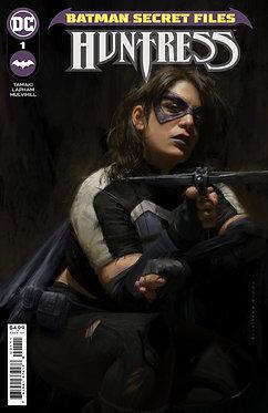 Batman Secret Files: Huntress #1 (One-Shot)