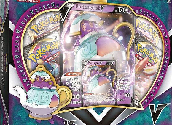 Pokémon: Polteageist V Box