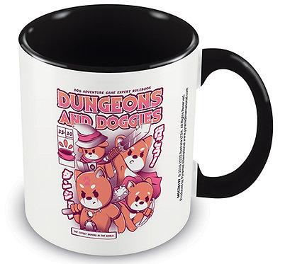 Dungeons & Doggies (Ilustrata) Mug