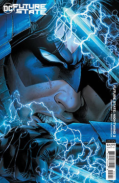 Future State: Nightwing #2 Cardstock Variant