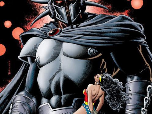 Wonder Woman Book 2: Ares Rising