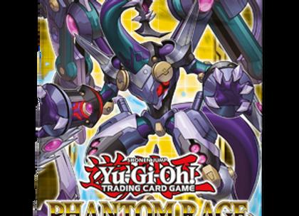 Yu-Gi-Oh!: Phantom Rage Booster Pack (1st Edition)