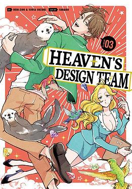 Heaven's Design Team Vol. 3