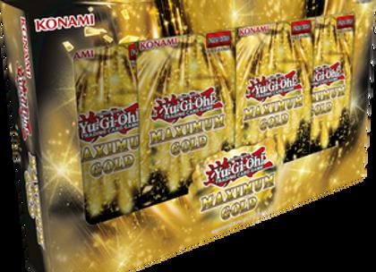 Yu-Gi-Oh!: Maximum Gold Collector's Set