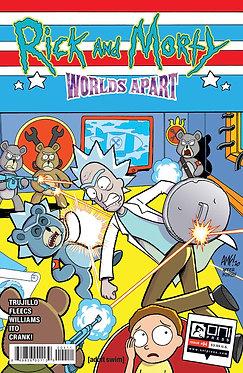 Rick & Morty: Worlds Apart #4