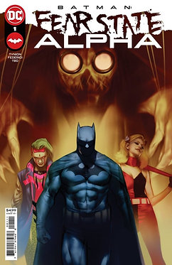 Batman: Fear State Alpha #1