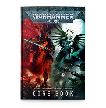 Warhammer 40K: Core Rule Book (40-02)
