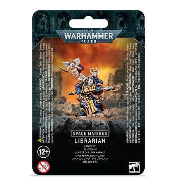 Warhammer 40K: Space Marine Librarian (48-38)