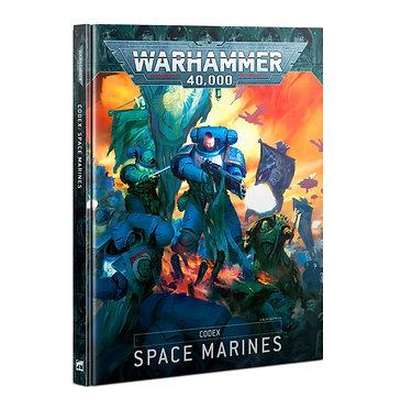 Warhammer 40K: Codex: Space Marines (48-01)