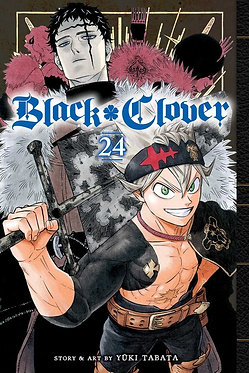 Black Clover Vol. 24