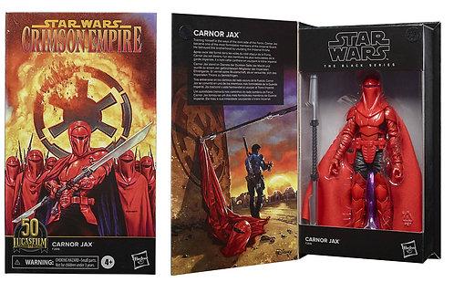 "Star Wars Black Series: Kir Kanos/Carnor Jax (Crimson Empire) 6"" Figure"