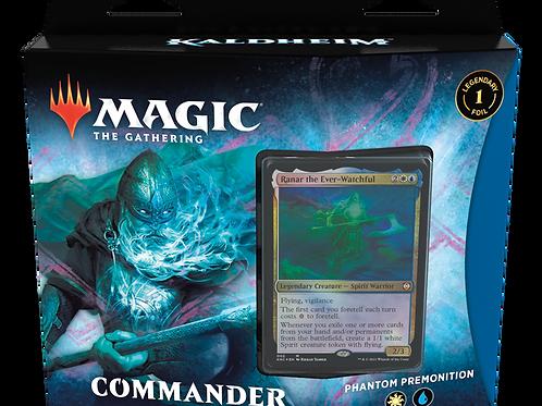 MTG: Commander Deck (U/W) - Phantom Premonition