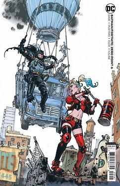 Batman/Fortnite: Zero Point #6 Cover B (Kim Jung Gi)