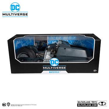 "McFarlane Toys/DC: Batcycle (Batman White Knight) for 7"" Figure"