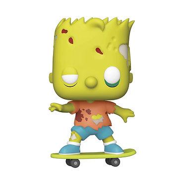 The Simpsons: Zombie Bart Pop! Figure