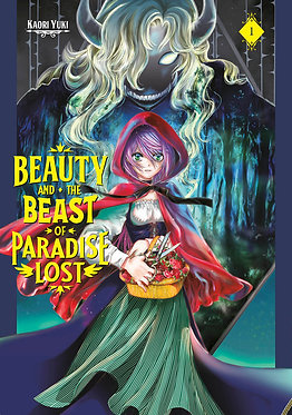Beauty and the Beast of Paradise Lost Vol. 1