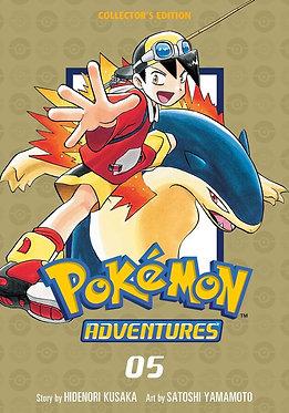Pokémon Adventures Collector's Edition Vol. 5