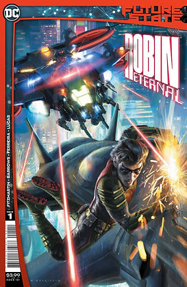 Future State: Robin Eternal #1