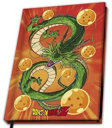DBZ: Shenron & Dragon Balls Notebook