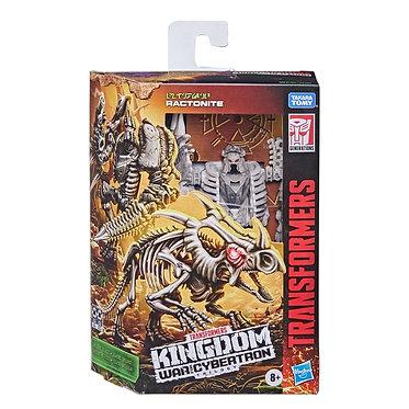 Transformers WFC Kingdom: Ractonite (Deluxe Class)