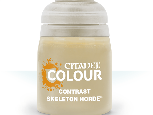 Citadel Contrast: Skeleton Horde (29-26)