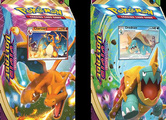 Pokémon Sword & Shield: Vivid Voltage Deck