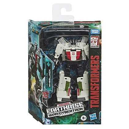 Transformers WFC Earthrise: Wheeljack (Deluxe Class)