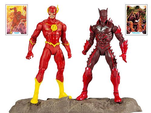 The Flash & Batman (Earth-52) DC Action Figure 2-Pack